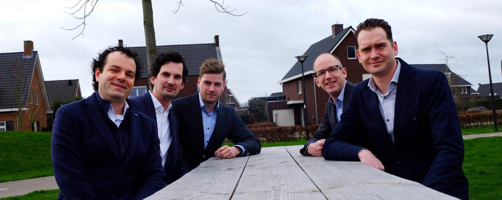 Bestuur wijkraad Laarveld-Hushoven